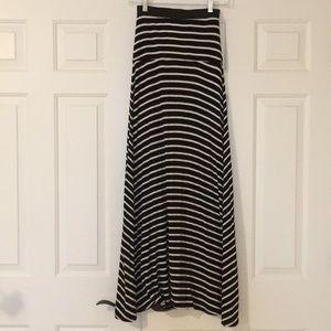 Bcbg long skirt or can be a strapless dress